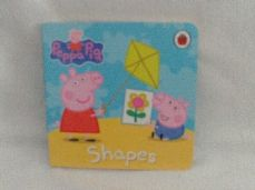 Adorable My 1st Baby Peppa Pig 'Shapes' Board Book